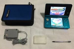 3DS Systems_With Accessories & Many Games