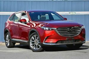 2018 Mazda CX-9 TC Azami SKYACTIV-Drive Red 6 Speed Sports Automatic Wagon Tweed Heads Tweed Heads Area Preview