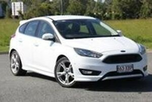 2016 Ford Focus LZ Titanium 6 Speed Automatic Hatchback Caboolture Caboolture Area Preview
