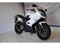 2011 - KAWASAKI ER6F, EXCELLENT CONDITION, £3,850 OR FLEXIBLE FINANCE TO SUIT