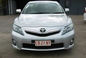 2011 Toyota Camry  Silver Constant Variable Winnellie Darwin City Preview