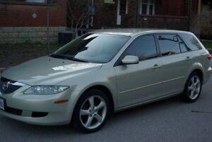 2004 Mazda Mazda6 SE Wagon