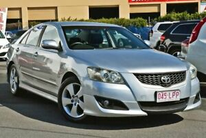 2007 Toyota Aurion GSV40R Sportivo SX6 Silver 6 Speed Sports Automatic Sedan Chinderah Tweed Heads Area Preview