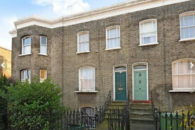 Double bedroom in 2-bed split-level maisonette , St Johns (near Brockley, New Cross)