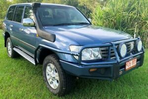 2006 Toyota Landcruiser HDJ100R GXL Blue 5 Speed Manual Wagon Berrimah Darwin City Preview