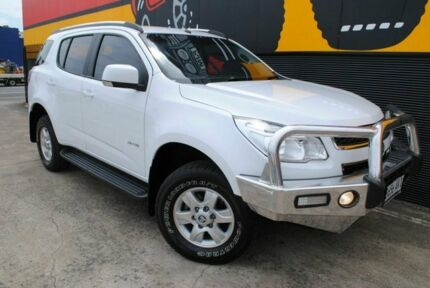 2013 Holden Colorado 7 RG MY13 LT Pure White 6 Speed Sports Automatic Wagon Melrose Park Mitcham Area Preview