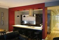 Chambre à louer dans un appartement moderne!