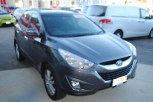 2012 Hyundai ix35 LM MY12 Highlander AWD Grey Titanium 6 Speed Sports Automatic Wagon Townsville Townsville City Preview