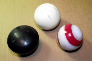 vintage Red swirl marble shift knob --and others London Ontario image 5