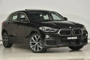 2019 BMW X2 F39 sDrive18i Coupe DCT Black 7 Speed Sports Automatic Dual Clutch Wagon Parramatta Parramatta Area Preview
