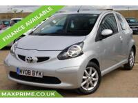TOYOTA AYGO PLATINUM VVT-I 3D AUTOMATIC 70BHP SERVICE HISTORY + JUST SERVICED
