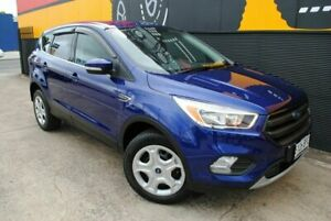 2017 Ford Escape ZG Ambiente 2WD Deep Impact Blue 6 Speed Sports Automatic Wagon Melrose Park Mitcham Area Preview