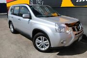 2013 Nissan X-Trail T31 Series V ST Brilliant Silver 1 Speed Constant Variable Wagon Melrose Park Mitcham Area Preview