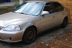 2000 Honda Civic EX Sedan Kitchener / Waterloo Kitchener Area image 1