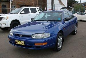 1996 Toyota Vienta VCV10 CSi Blue 4 Speed Automatic Sedan Belmore Canterbury Area Preview