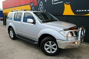 2011 Nissan Pathfinder R51 MY10 ST-L Warm Silver 5 Speed Sports Automatic Wagon Melrose Park Mitcham Area Preview