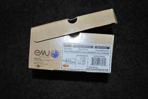 Gently Used EMU Merino Wool Baby Booties Chocolate Brown