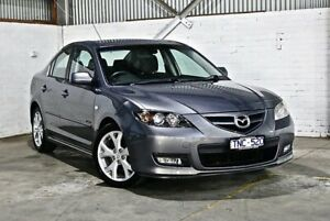 2006 Mazda 3 BK1032 SP23 Grey 5 Speed Sports Automatic Sedan