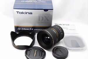 Tokina AT-X 124 Pro DX 12-24 F4 for Canon