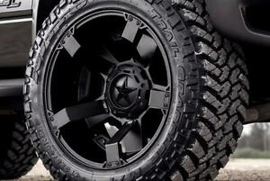 20 INCH ROCKSTAR 2 WHEELS ON SALE 1580.00 PER SET