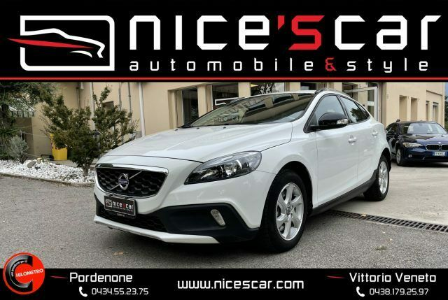 VOLVO V40 Cross Country D2 Geartronic Business ** AUTOMATICA **