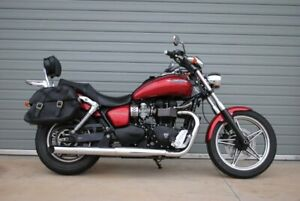 2011 Triumph Speedmaster Keilor East Moonee Valley Preview