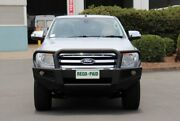 2015 Ford Ranger PX XLT Double Cab Silver 6 Speed Sports Automatic Utility Acacia Ridge Brisbane South West Preview