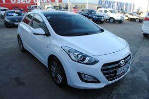 2015 Hyundai i30 GD3 Series II MY16 SR Premium Creamy White 6 Speed Sports Automatic Hatchback Townsville Townsville City Preview