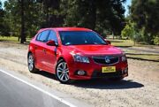 2014 Holden Cruze JH Series II MY14 SRi Z Series Red 6 Speed Sports Automatic Hatchback Medindie Walkerville Area Preview