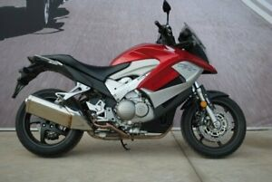 2011 Honda VFR800X Crossrunner Keilor East Moonee Valley Preview
