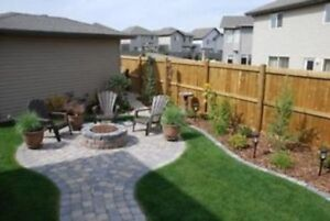 LANDSCAPING AVAILABLE WITH WB CONTRACTING!