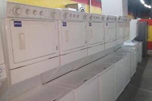 STACKABLE WASHER & DRYER LAUNDRY CENTRE VERY CHEAP GREAT QUALITY SALE ENDS OCTOBER 13