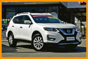 2018 Nissan X-Trail T32 Series II ST-L X-tronic 2WD Ivory Pearl 7 Speed Constant Variable Wagon Beaudesert Ipswich South Preview