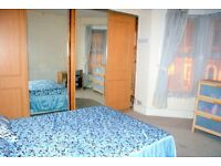 Spacious double room situated within a large four bedroom house, all bills are included