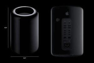 Apple 6.1 Mac Pro 12-Core 64GB/1TB/D700 (EARLY 2016)