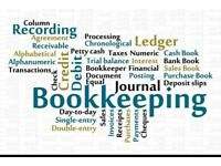 Accounts, VAT Returns, Payroll, Bank Reconciliations etc