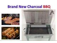 CHARCOAL BBQ with GRILL