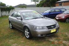 2005 Hyundai Sonata NF Elite Grey 4 Speed Sequential Auto Sedan Belmont Lake Macquarie Area Preview