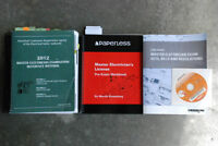 Master Electrician Pre-Exam Books and CD