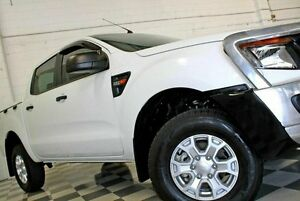2014 Ford Ranger PX XL 2.2 HI-Rider (4x2) White 6 Speed Automatic Crew Cab P/Up Burleigh Heads Gold Coast South Preview