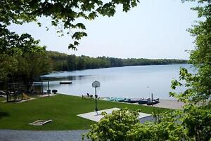 Muskoka Parry Sound Lakefront 3 Bedroom Family Cottage For Sale