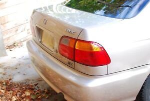 2000 Honda Civic EX Sedan Kitchener / Waterloo Kitchener Area image 2