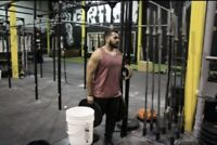 Home training or private gym training!