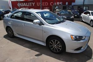 2014 Mitsubishi Lancer CJ MY15 ES Sport Cool Silver 6 Speed Constant Variable Sedan Townsville Townsville City Preview
