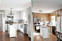 Spray Booth Painting Kitchen Cabinet Doors 647 978 3253