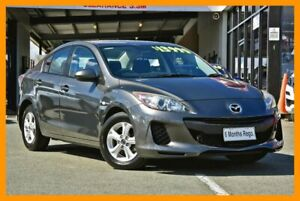 2013 Mazda 3 BL10F2 MY13 Neo Activematic Grey 5 Speed Sports Automatic Sedan Beaudesert Ipswich South Preview
