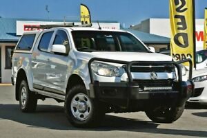 2012 Holden Colorado RG MY13 LX Crew Cab White 6 Speed Sports Automatic Utility Tweed Heads Tweed Heads Area Preview