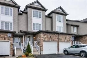 *Just Listed! Freehold Townhome in Kitchener