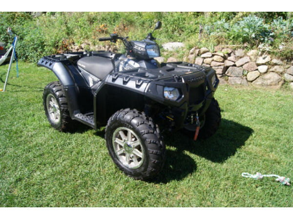 Used 2014 Polaris Sportsman 850 eps 2014 bas millage