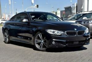 2016 BMW 4 Series F32 430i M Sport Black 8 Speed Sports Automatic Coupe Parramatta Parramatta Area Preview
